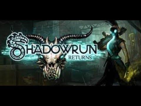 Shadowrun Returns- Study of Game (poznawanie gry) |