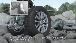 ランドクルーザープラド マルチテレインセレクト【技術】