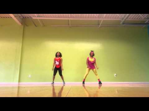 """""""Slow Down"""" by DJ Snake, Yellow Claw & Spanker - dance fitness choreo by Adyctive Fitness"""