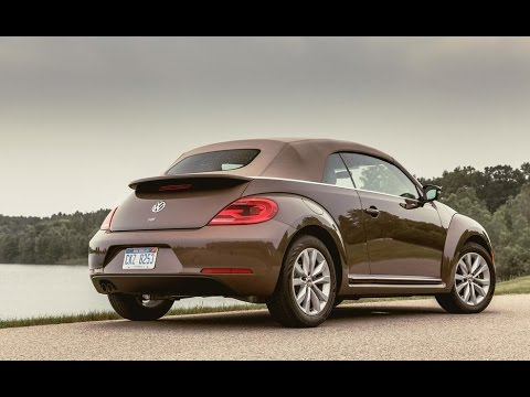 The 2014 Volkswagen Beetle | More Power – Less Flower