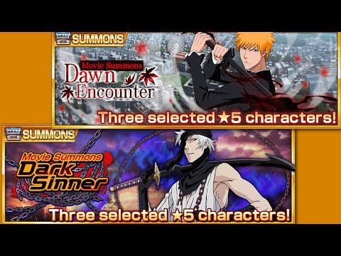 Bleach Brave Souls: Filmes 3%, Eventos 4* e mais - Omega Play