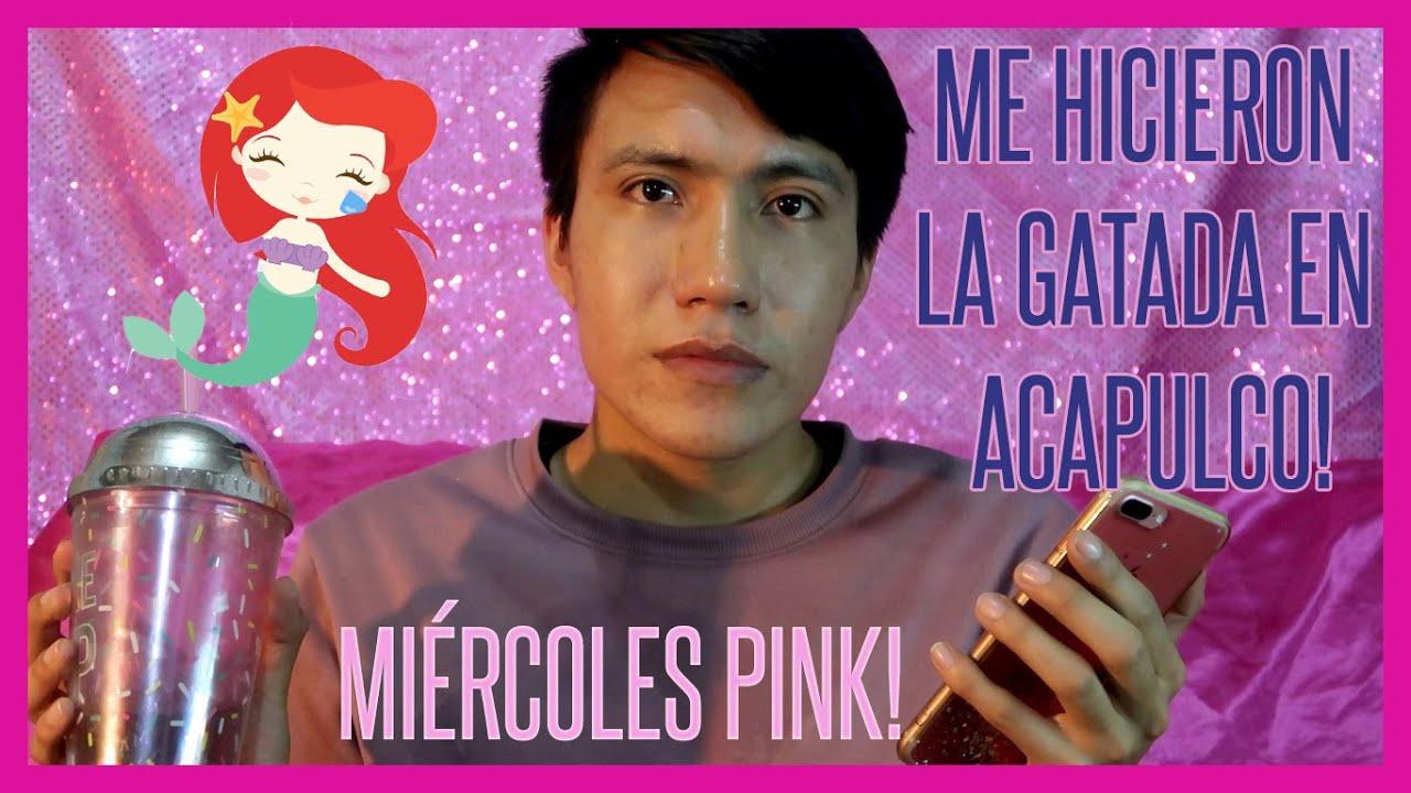 MIS PEORES VACACIONES   MIÉRCOLES PINK - Barbie