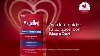 MEGARED Omega-3 Aceite de Krill  |  FARMAFY.es