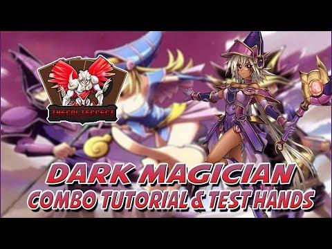 Dark Magician Has MASSIVE Combo Potential! COMBO TUTORIAL + TEST HANDS!