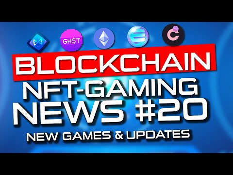 URGENT!! TOP NFT GAMING NEWS, NEW GAMES, ENJIN UPDATE, AXIE INFINITY, EVERYTHING YOU NEED TO KNOW!