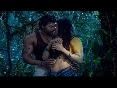 Catherine Tresa Romantic Scenes HD | Tamil Movie Kadamban