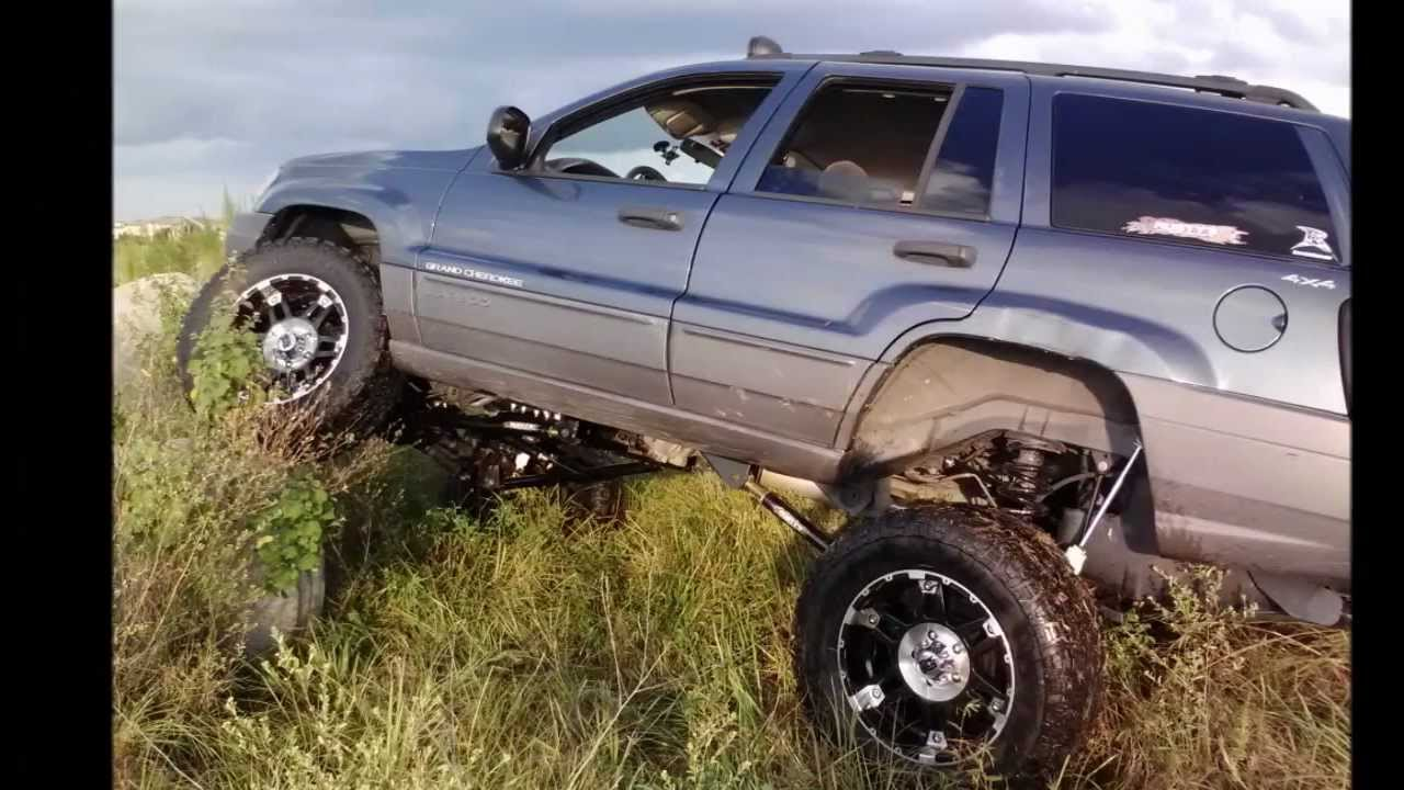 2001 jeep grand cherokee build up update