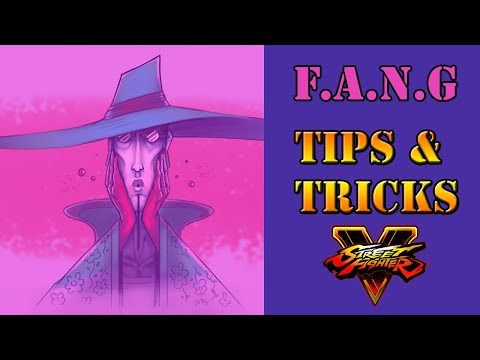 Street Fighter V - FANG Tips & Tricks