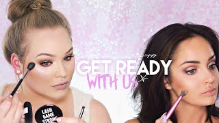 GET READY WITH ME + Chloe Morello!