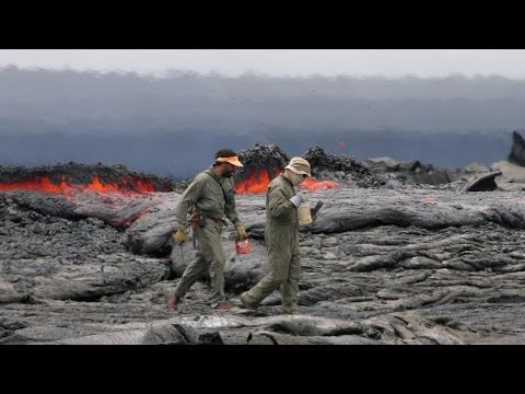 Hawaii Volcano eruption 31 year history - part 3 (1992 to 2007)