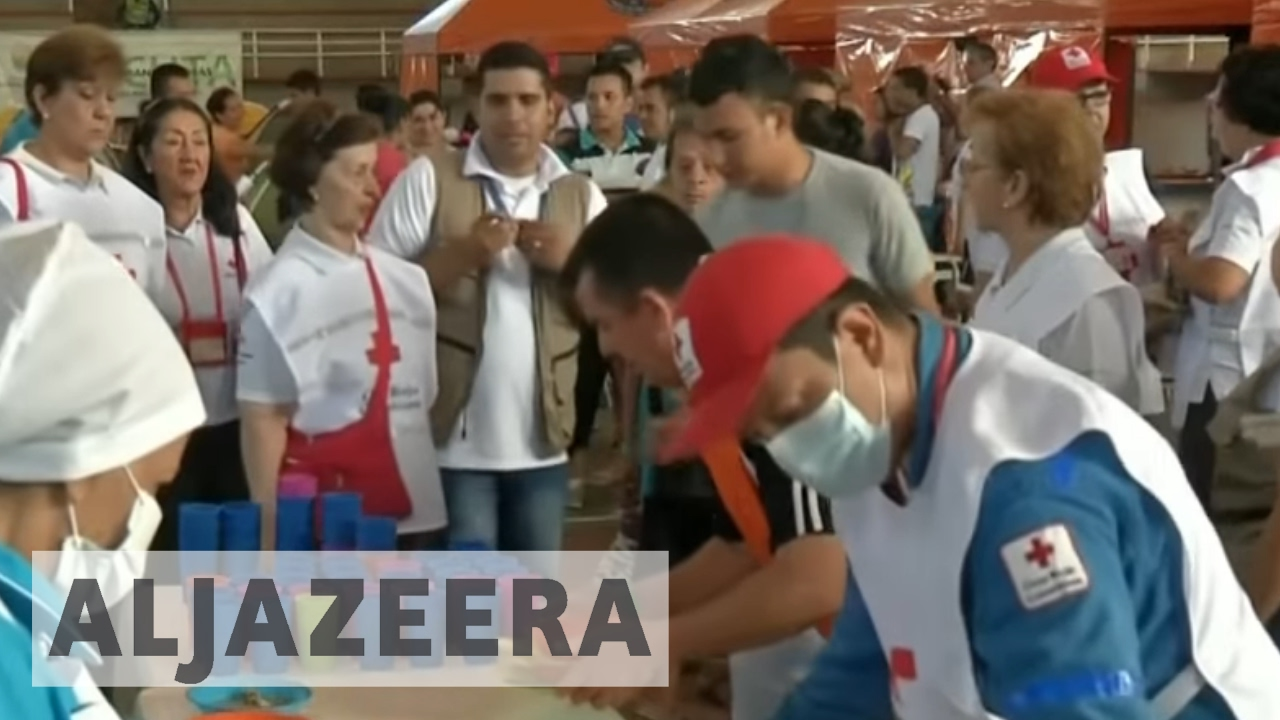 Colombia struggles with growing Venezuelan migrant influx