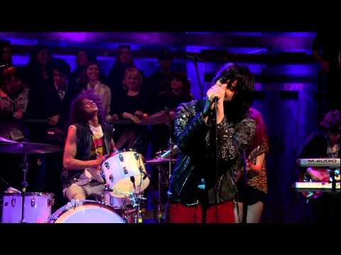 Julian Casablancas - River of Brakelights Live on Jimmy Fallon