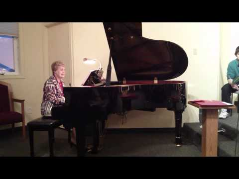 Piano / Vocal Solo: Don't Wish Me a Merry Xmas