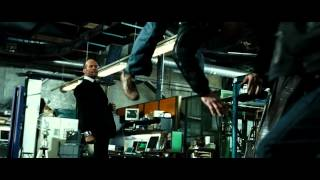 "Кадры из фильма "" Перевозчик 3 "" Jason Stetham"
