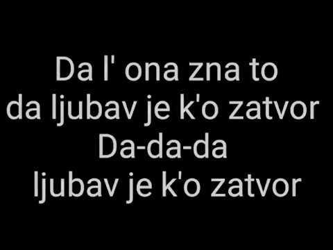 ELENA KITIĆ - ZLATO TEKST/LYRICS
