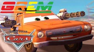 Cars 2 - Grem (friend from Lightning McQueen & Mater & Finn McMissile)