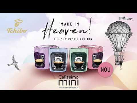 Tchibo Cafissimo mini Pastel Limited Edition