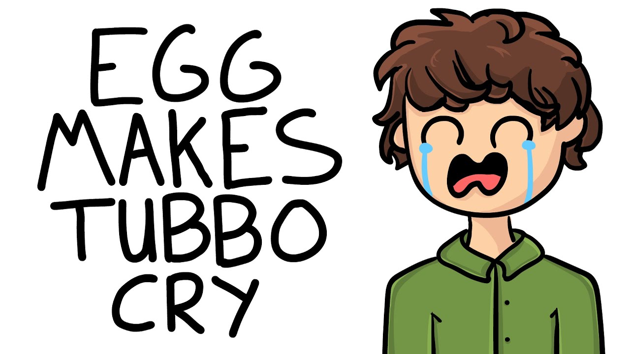 The Egg Makes Tubbo Cry (Dream SMP Animatic)