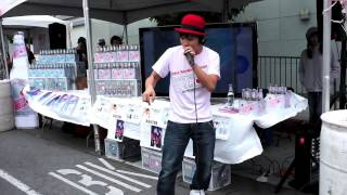 Daichi Beatboxer 2013@ J POP SUMMIT San Francisco DAY 1大地ビートボクサー1日目