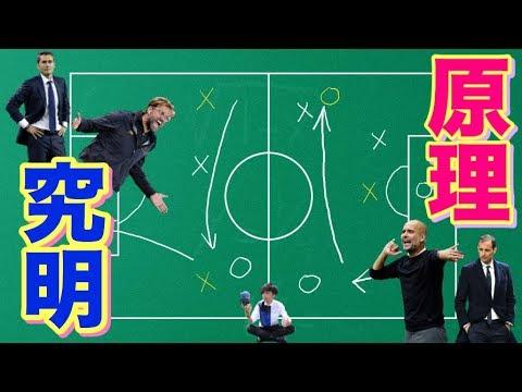 1000試合以上を分析して判明したサッカーの一番強いシステム【トークtheフットボール】#841