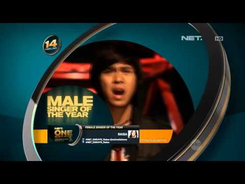 Cakra Khan - Male Singer Of The Year - Indonesian Choice Awards