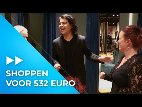 Geld uitgeven met ROY DONDERS | Steenrijk, Straatarm