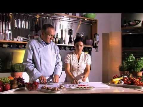 Westmark Champion Mushroom Slicer Youtube