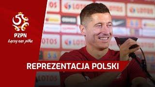 Konferencja prasowa | Brzęczek, Lewandowski | Sopot