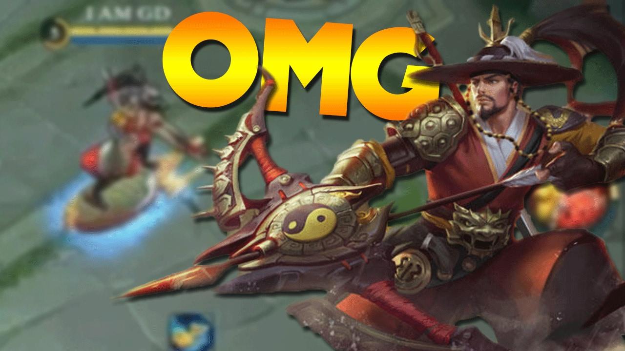 mobile legends yi sun-shin gonna be insane! - youtube