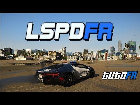 GTA V 2018 : INSTALLATION Et PRÉSENTATION Du MOD LSPDFR   TUTO INSTALL FR 100% FONCTIONNEL !