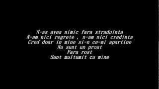 Truda- Daca mor nu-mi puneti cruce