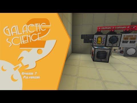 Galactic Science 2 #7 - Pulverizer