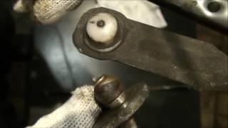 Trapezoid wiper Nissan bir Micra ta'mirlash