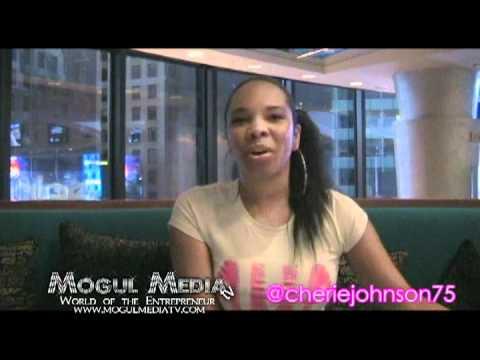 CHERIE JOHNSON INTERVIEW CONCLUSION FOR MOGUL MEDIA TV