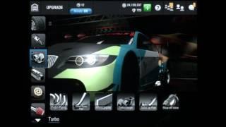 racing rivals bmw m3 gt2 google edition maxed setup tutorial