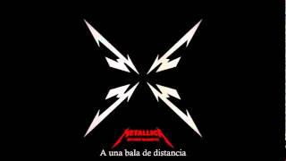 Metallica-Just a Bullet Away Subtitulos español (Version mejorada)