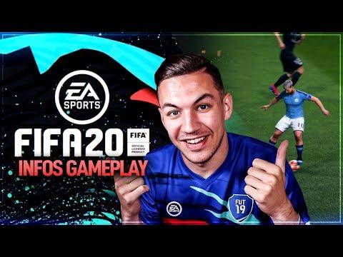 FIFA 20 - NOUVEAUTÉS DU GAMEPLAY !