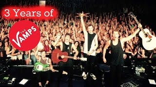The Vamps - Vegas Girl at The Vic Theatre August 3rd 2015