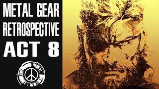 Metal Gear Retrospective | Act 08 (Peace Walker & MGS3 3DS)