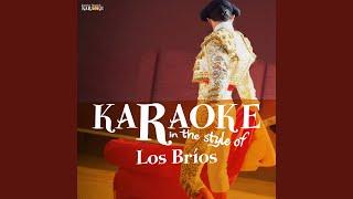 Chau Chau María (Karaoke Version)