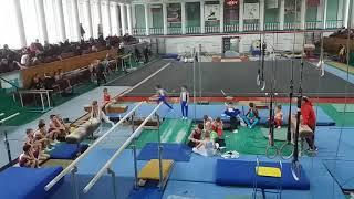 Спортивная гимнастика 3 взрослый разряд(3)