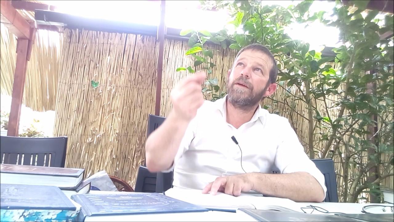 הרב יהודה וכסלבוים | מה עם ישראל עושה בעת צרה | מסכת תענית | HD