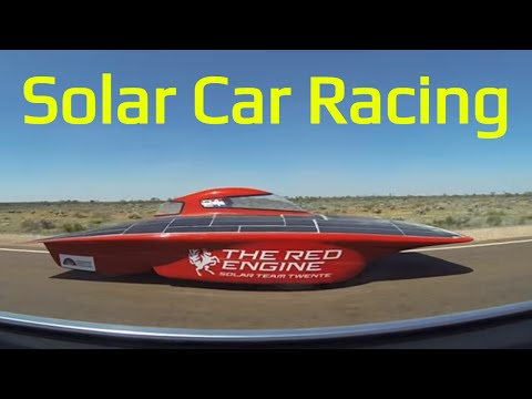 Solar car documentary about the Stanford Solar Car Project,