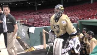 Sights and Sounds: Army Hockey at Frozen Fenway