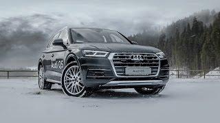 Новая Audi Q5. Первые впечатления
