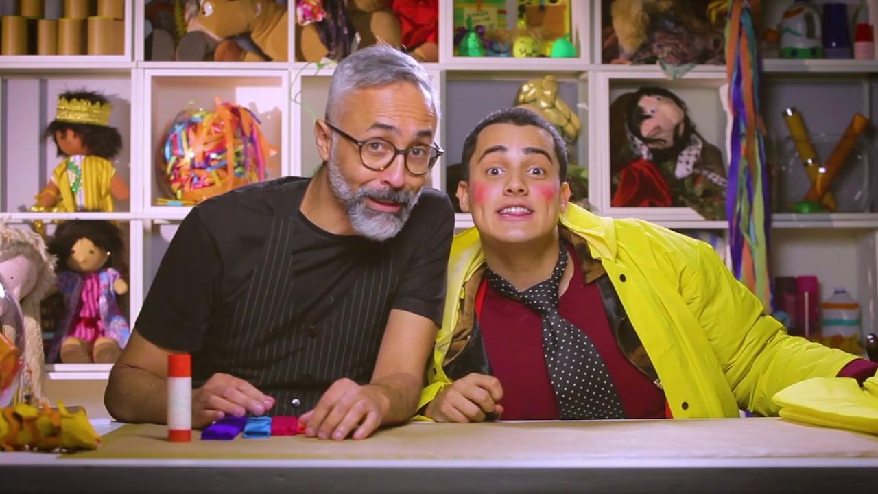 Os brinquedos do Alfredo [Episódio 15] Ibab Criança