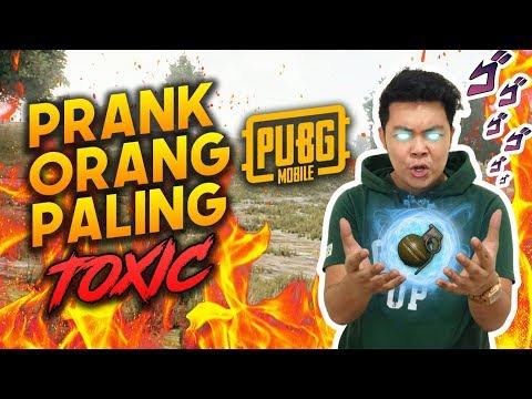 DI KATAIN ANJING BANGS*T ? - PUBG MOBILE INDONESIA