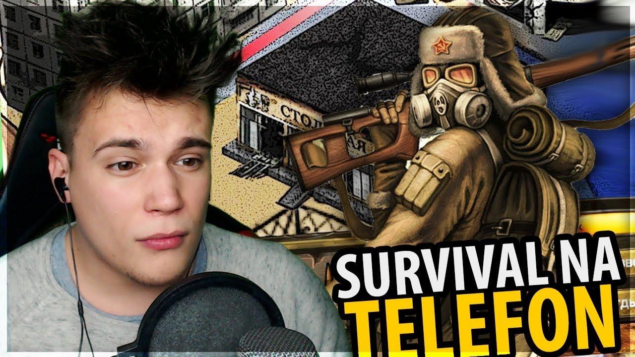 Survival na telefon! – Day R