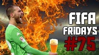 FIFA FRIDAYS #75 - BAS DOST HEEFT EEN KATER!