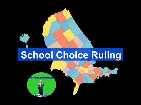 How racism derailed the school choice agenda?